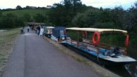 Another Whitsun bank holiday means another IWA trailboat festival, this time as a part of the Welsh Waterways Festival at Kimberly Park, Malpas just off jcn 26 of the M4 at Newport, South Wales. By nightfall on Friday 28th May...