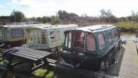 "Beaver No1 ""Tranquility"" built around 1978 and the latest Beaver ""The Moodle"", which completed fitting out in September, have been seen together on a sunny Autumn morning at Bathpool moorings on the isolated Bridgwater & Taunton canal in Somerset. The […]"