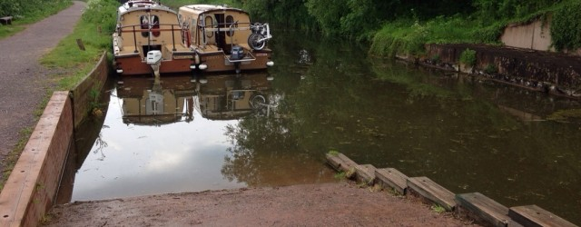 Monday 19th May Sloe, Snapdragon and Tophyl are on Grand Western canal in glorious Devon to help with preparations for the Grand Western 200 and IWA National Trailboat Festival http://goo.gl/IKA2wt which take place along the canal over the forthcoming Whitsun […]