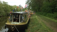 Thursday 28th May On a day of sunshine and showers, boats are starting to assemble on the Northern Reaches of the Lancaster canal alongside the Westmorland show ground, which from Saturday through to Monday is hosting a Country Fest event […]